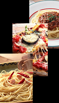ピッツァ & パスタ   Pizza & Pasta